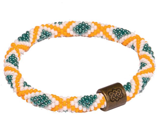 Sherpa Mayalu Mughal Roll On Bracelet, mani gold